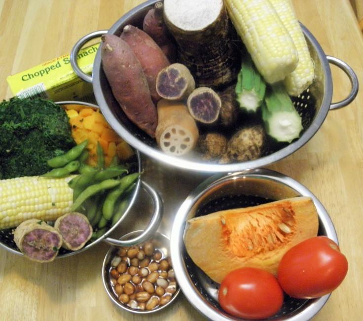 #Easy recipe for an #Indiancuisine #Root #vegetable #Stew. #Healthy #vegetarian #vegan #recipe