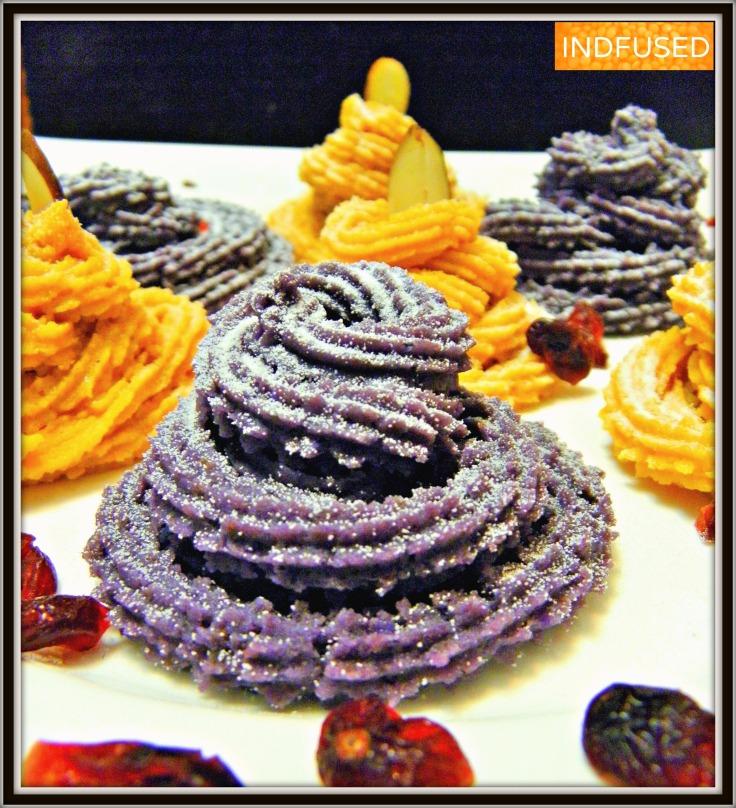 Yummy Yams and Savory Sweet Potato swirls with # Coconut milk powder