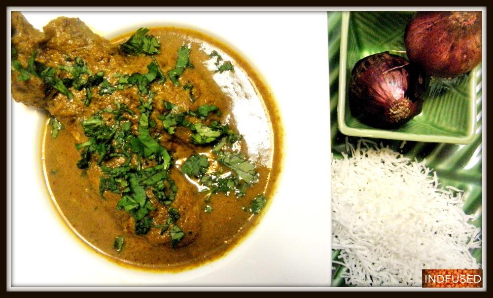 Malvani Chicken curry!