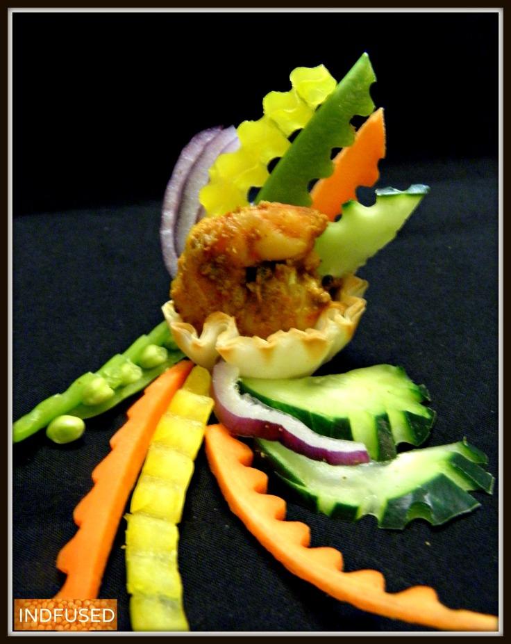 Shrimp Pickle Appetizer