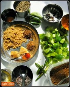 Ingredients for Panchamrut