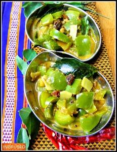 Green Pepper Panchamrut