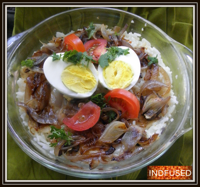 Eggceptional Egg Pullav