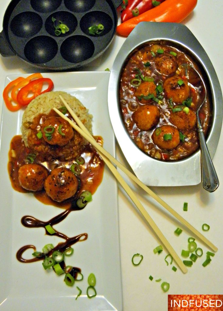 #Cauliflower #recipe #Indian #Chinese #recipe for #gobi #Manchurian that is #figure #friendly and #quick and #easy