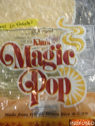 Kim's Magic Pop Crackers