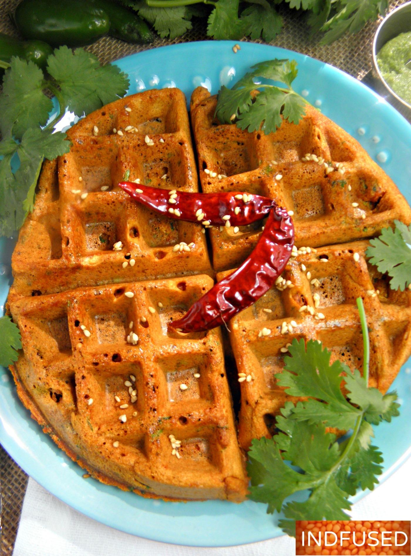 #Favorite #savory #Indian #spiced #snack for #teatime.#Gluten free#vegan#figure friendly #recipe using #misto oil spray