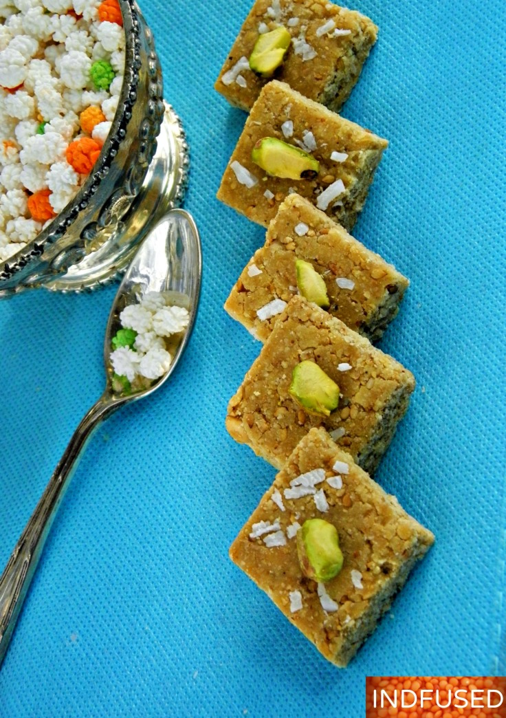#Quick and #easy #recipe#Tilachi Vadi, #tilgul with #jaggery #sesame seeds in #America for #Makar #Sankrant or #Sankranthi