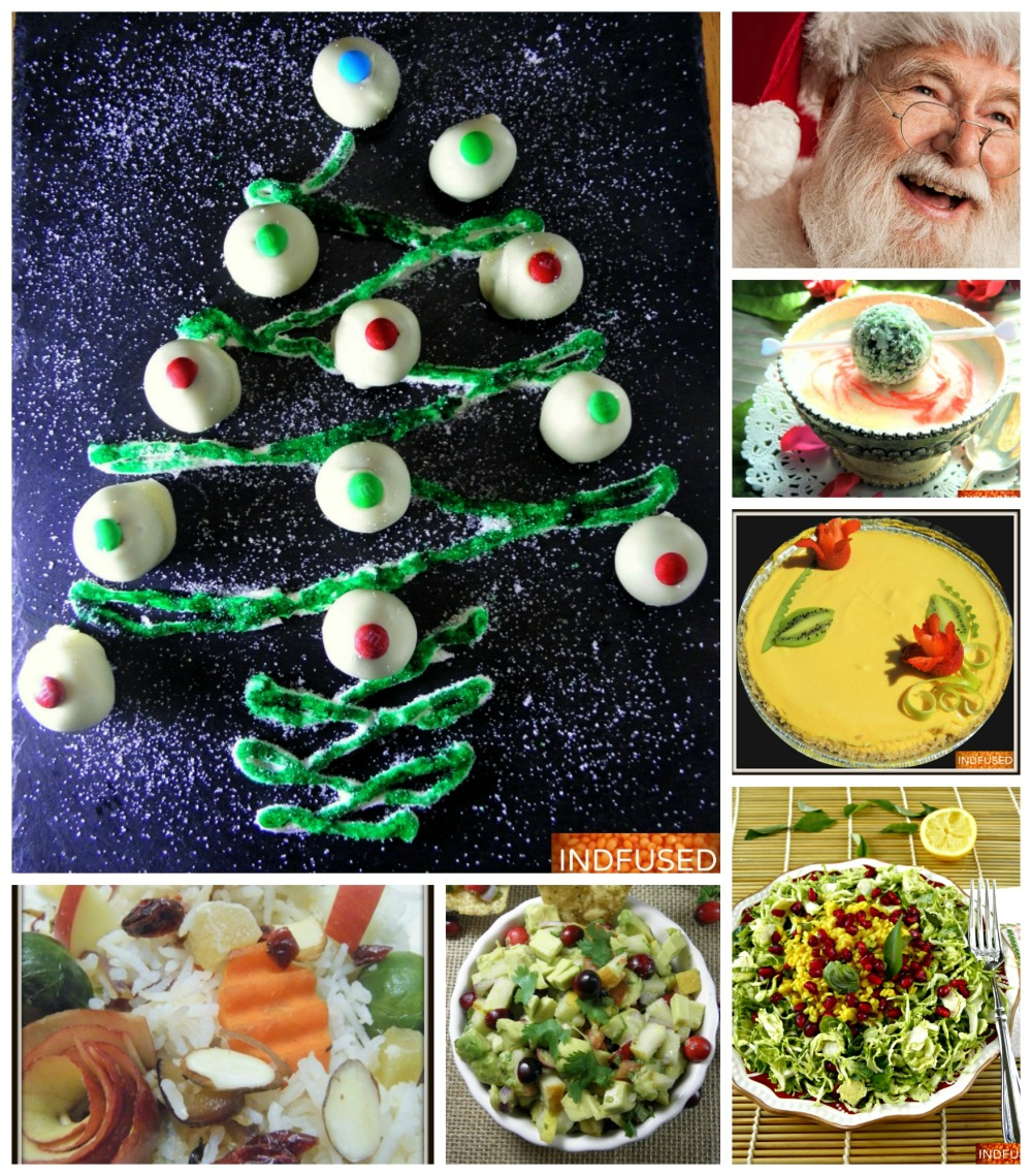 Easy recipes for Christmas and Holiday parties