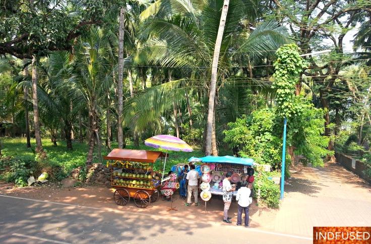 trip to Goa, India