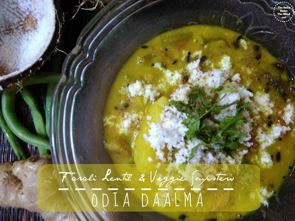 Soniya's Odia Daalma