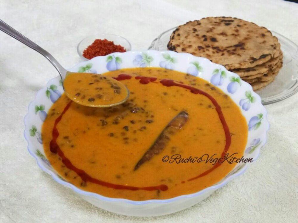 Ruchi's Tangy Urad