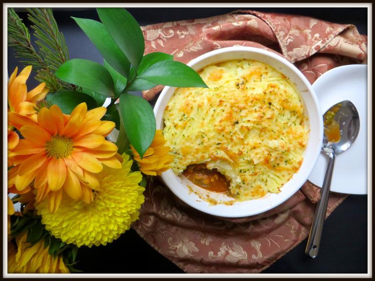 Loretta's Lentil and Vegetarian Cottage Pie