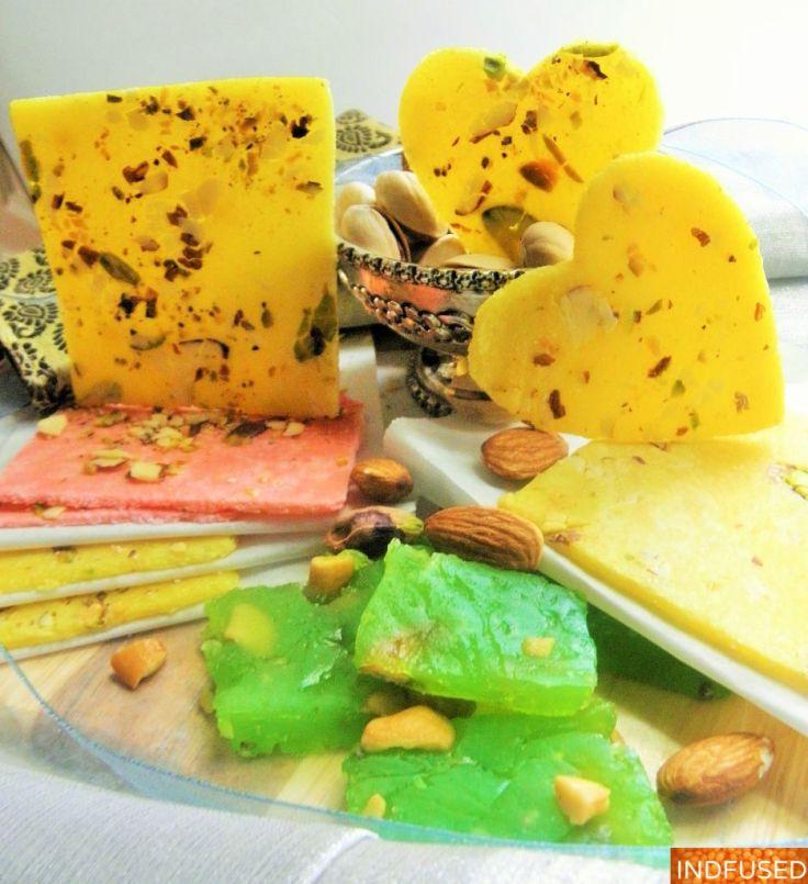 #microwavehalwarecipe Bombay Halwa , Mahim halwa recipe