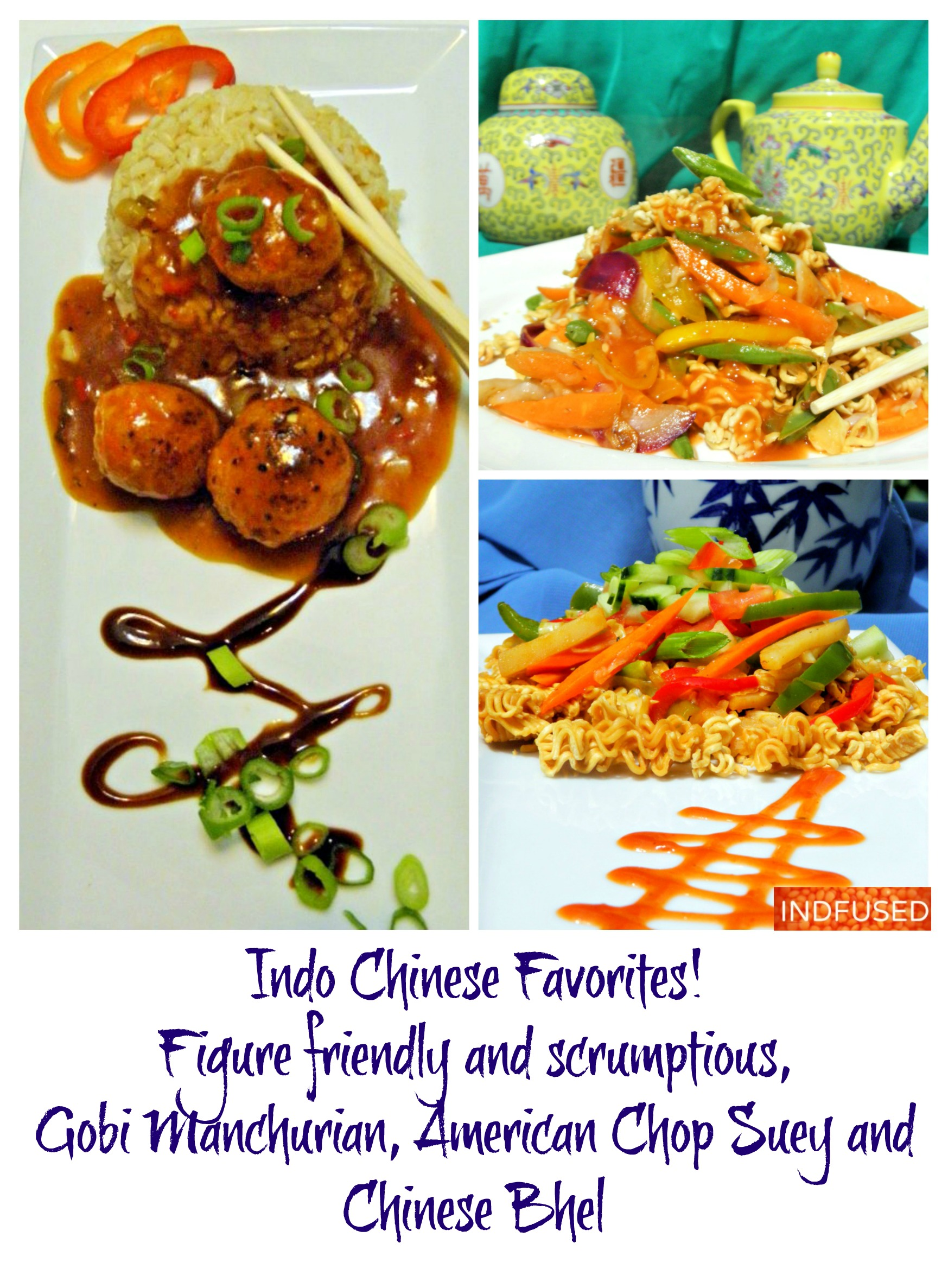 Indian Chinese Cuisine Favorites