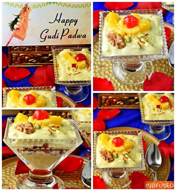 Sugar free #Shrikhand recipe- It is a healthy treat for Gudi Padwa