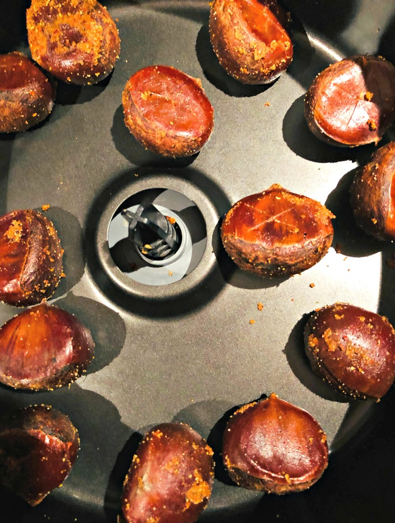 How To Cook Chestnuts In An Air Fryer