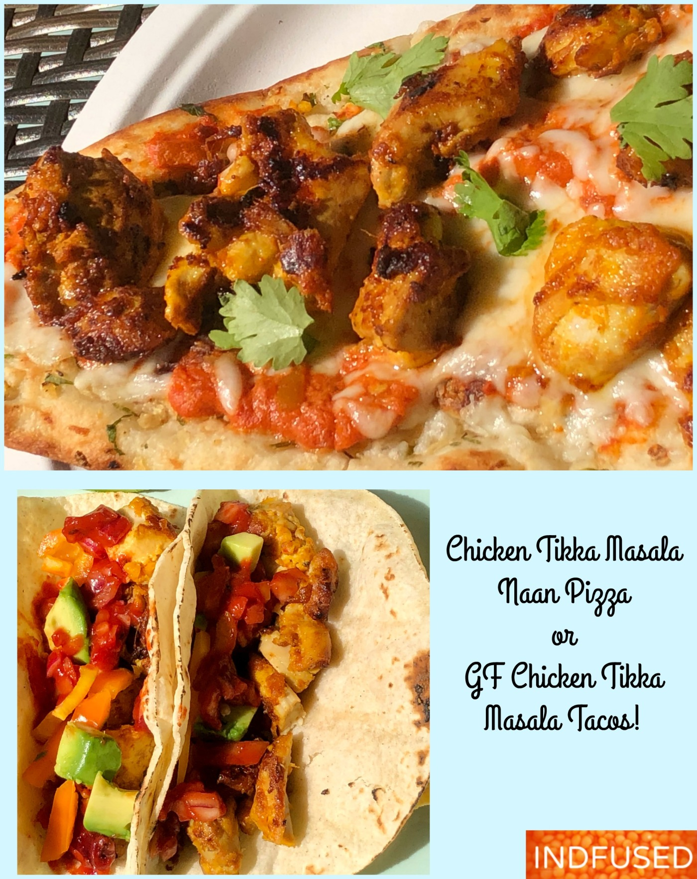 Join us on this one hour Cook Along and enjoy this delicious pizza or gluten free tacos!